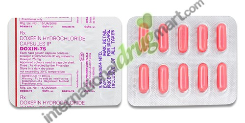 Low Price Doxepin hydrochloride Purchase