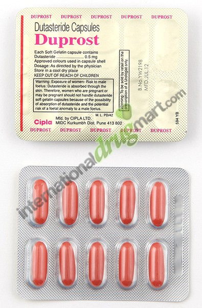 Safe Online Pharmacy Dutasteride