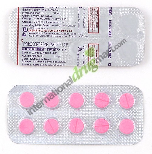 Hydrocortison 10 Mg
