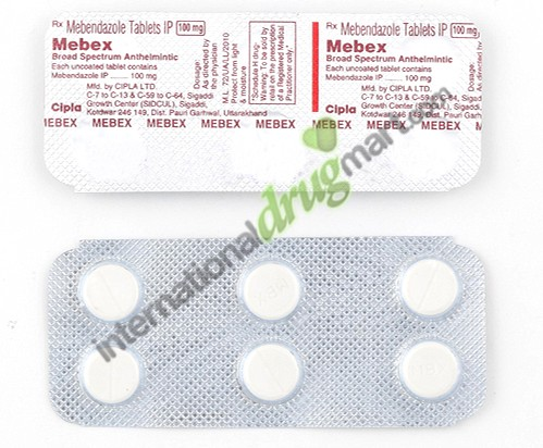 Mebendazole Generic Purchase