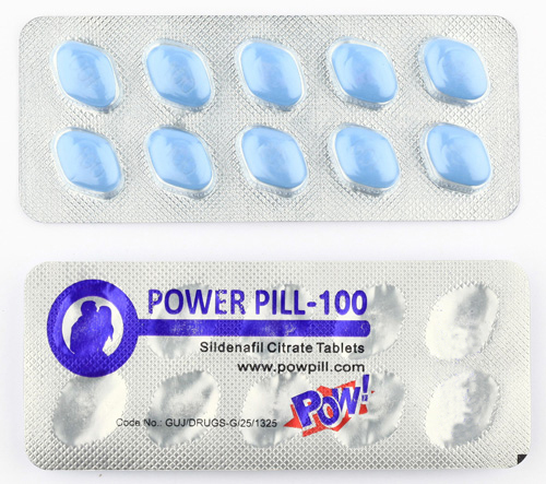 Power pill viagra