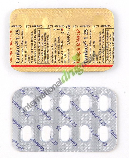 Side Effects Of Altace 10 Mg
