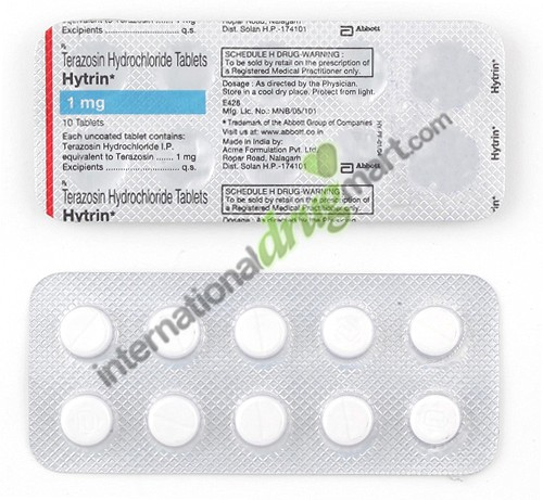 How Much Is Generic Terazosin