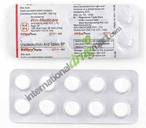 Side Effects Of Ursodiol 300 Mg