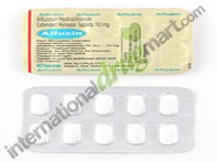 Alfuzosin 10mg Extended Release Tablets