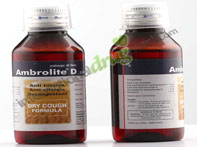 Ambrolite-D Dry Cough Syrup