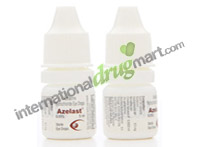Azelastine 0.05% Eye Drops 5ml