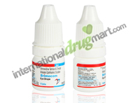 Brimonidine–Timolol 0.2%–0.5% Eye Drops 5ml