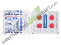 Edegra 100mg, 4s Pack