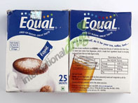 Equal Sweetener