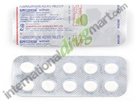 Fludrocortisone 100mcg