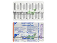 Buy Levocarnitine 500mg