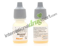 Nepafenac 0.1% Ophth. Susp. 5ml