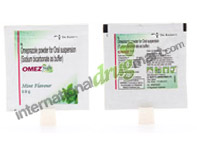 Omeprazole–Sodium Bicarbonate 20mg Powder for Oral Susp. 5.9g