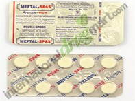 Meftal Spas 250mg–10mg