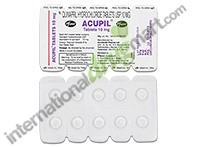 Quinapril Hydrochloride 10mg