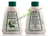 Selenium Sulfide 2.5% Topical Suspension 120ml