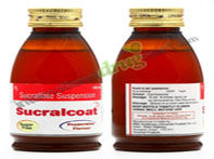 Sucralcoat 1Gm Sugar Free Oral Suspension 100Ml (Peppermint Flavor)