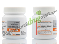 Tenofovir Disoproxil Fumarate 300mg