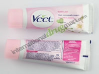 Veet Hair Removal Cream (For Normal Skin) 60G