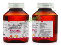 Zioral 20Mg Oral Solution 100Ml