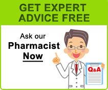 Ask our pharmacist, if you have any questions related to your medications