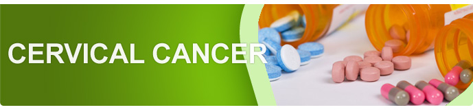 Find medications to treat Cervical Cancer below