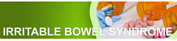 Drugs for Irritable Bowel Syndrome treatment
