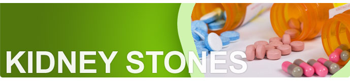 Medications for Kidney Stones treatment
