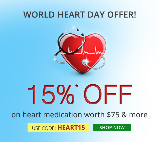 Apply Coupon LABOR15 and get 15% off on All medications