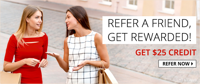 Refer and Earn!