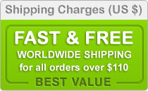 Click to find International Shipping charges at our pharmacy.